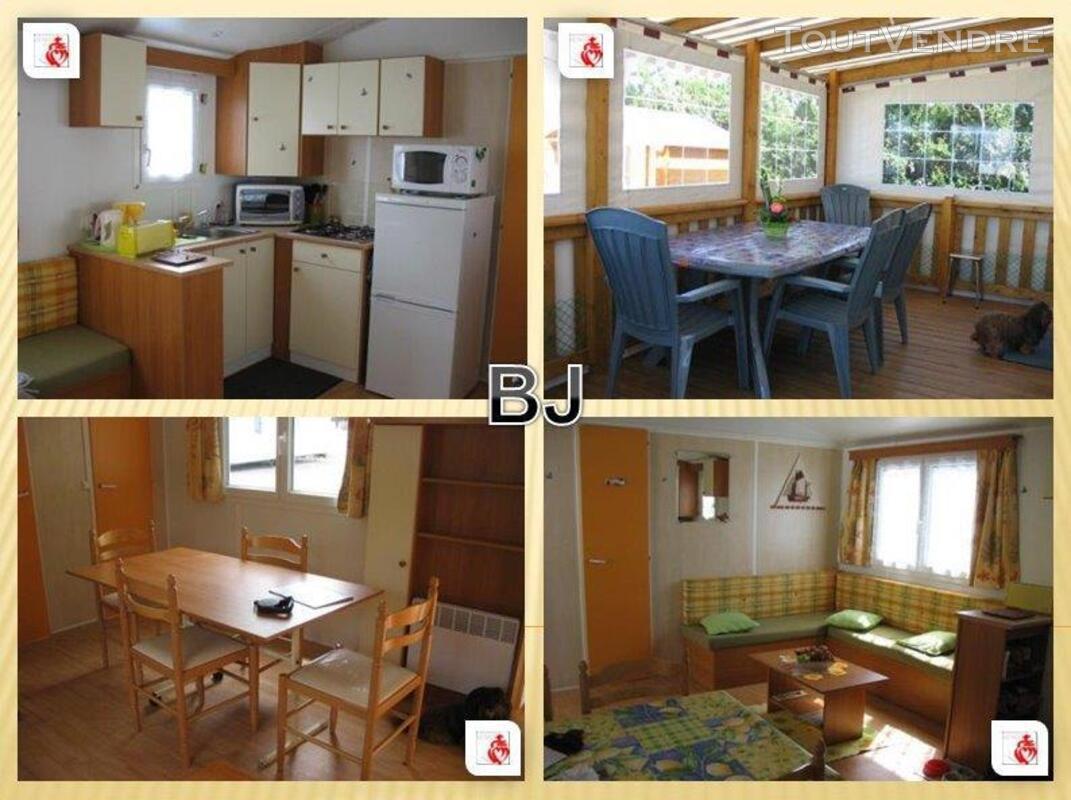 Loue Mobil Home à St Gilles Croix de Vie en Vendée 660928975