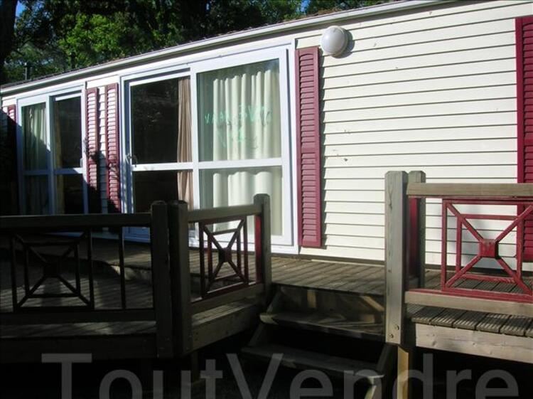 LOUE MOBIL HOME CAMPING CLUB 4* 6 PERS 200 M PLAGE ARGELES S 2921854