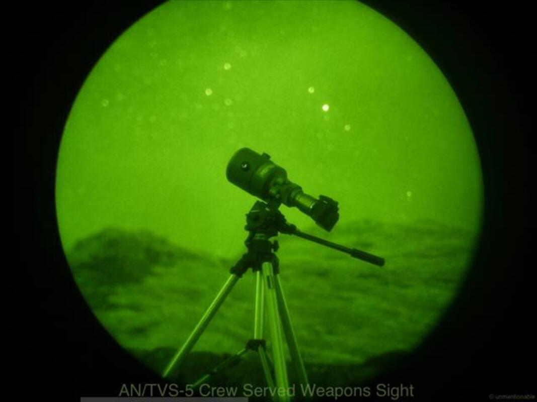 Lunette de Vision Nocturne AN/TVS-5 (Longue Distance) 97418855