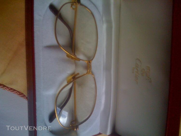 Lunettes or Cartier 126070578