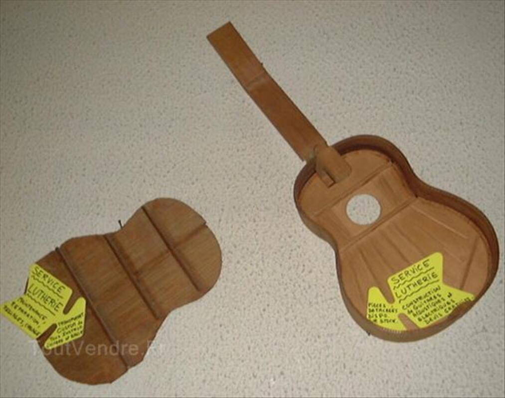 Lutherie Fabriquer une Guitare/Basse + autre instrument 54526884