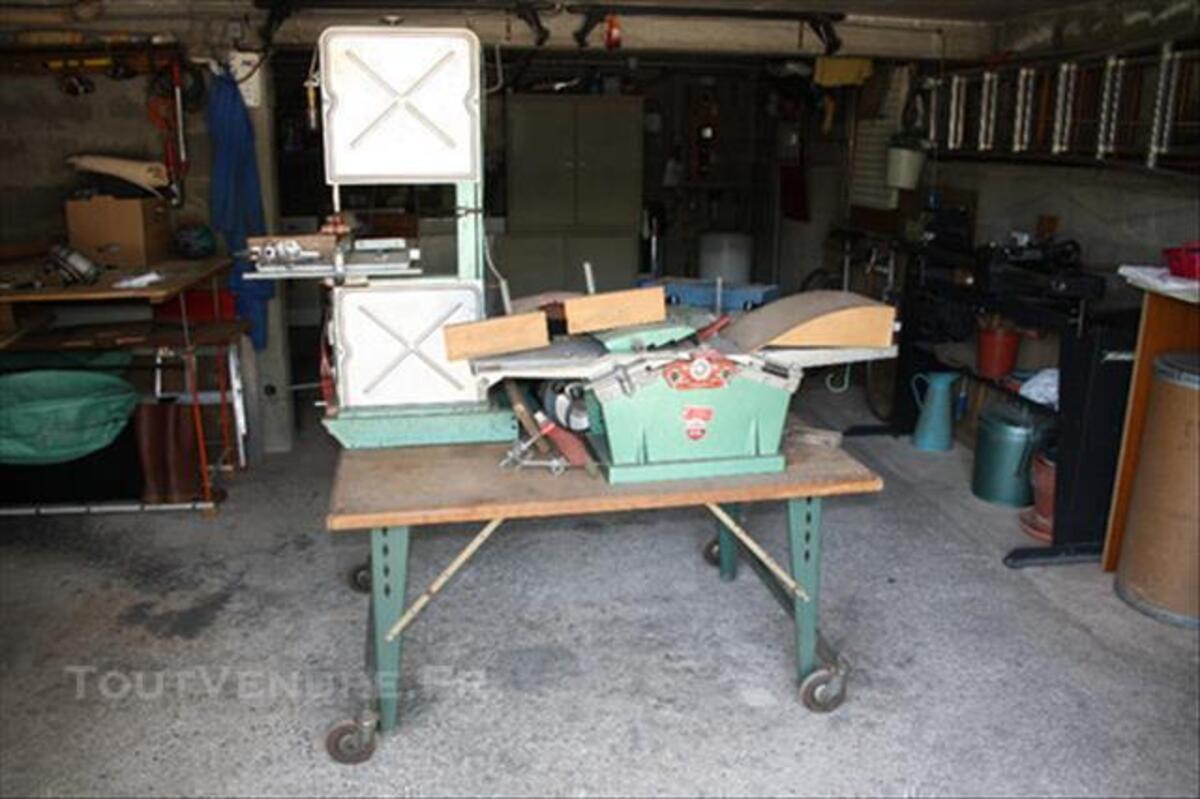 Machine à bois Combiné Kity 85483610
