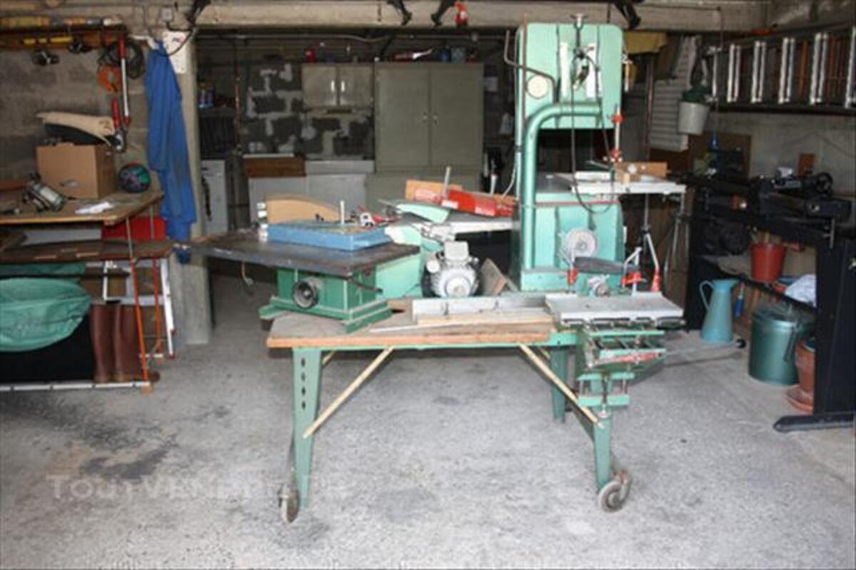 Machine à bois Combiné Kity 85483611