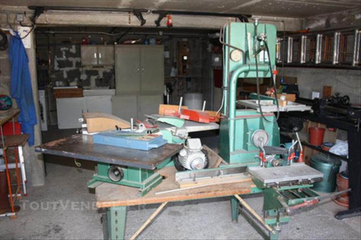 Machine à bois Combiné Kity 85483612