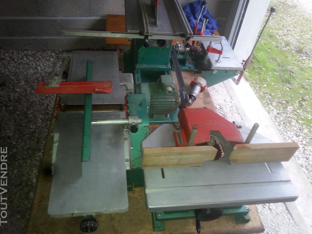 Machine à bois Kity sur table complète 476368094