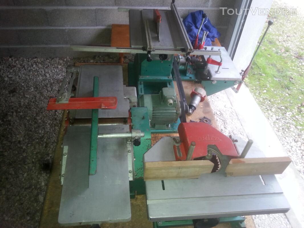 Machine à bois Kity sur table complète 476368097