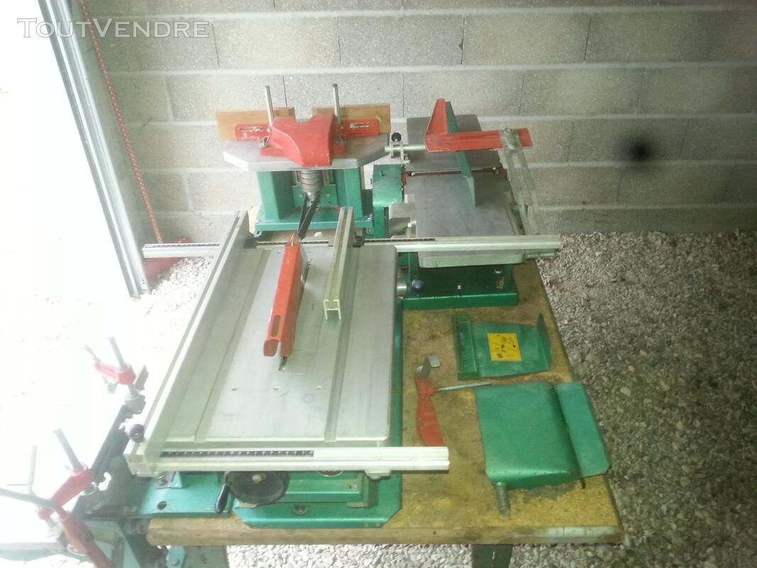 Machine à bois Kity sur table complète 476368100