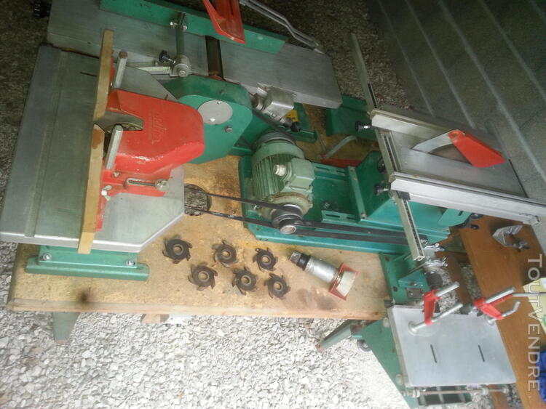 Machine à bois Kity sur table complète 476368124