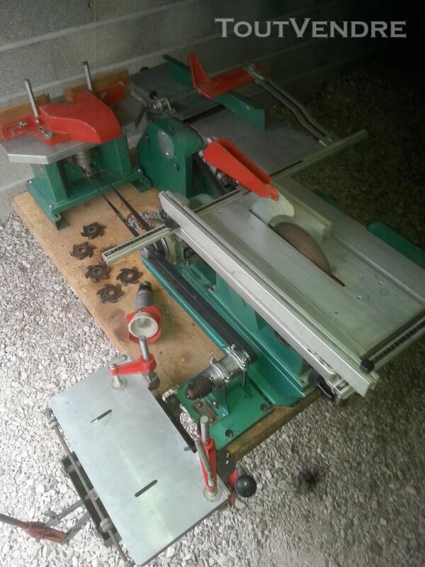 Machine à bois Kity sur table complète 476368136