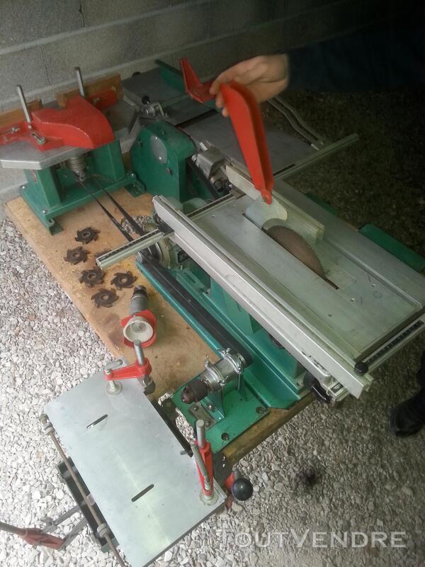 Machine à bois Kity sur table complète 476368139