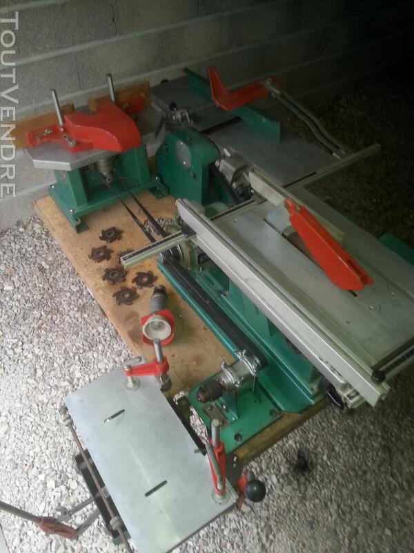 Machine à bois Kity sur table complète 476368142