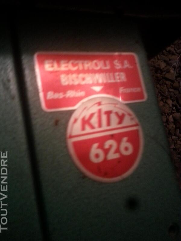 Machine à bois Kity sur table complète 476583915