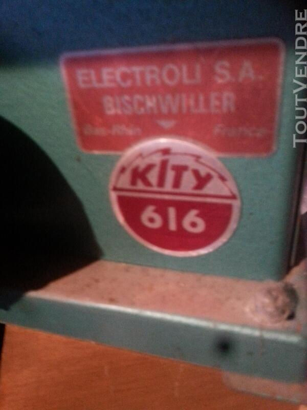 Machine à bois Kity sur table complète 476583930