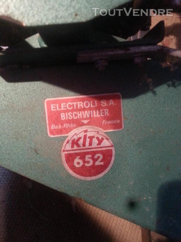 Machine à bois Kity sur table complète 476584212