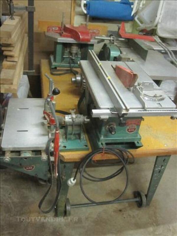 Machine a bois kity 86206885