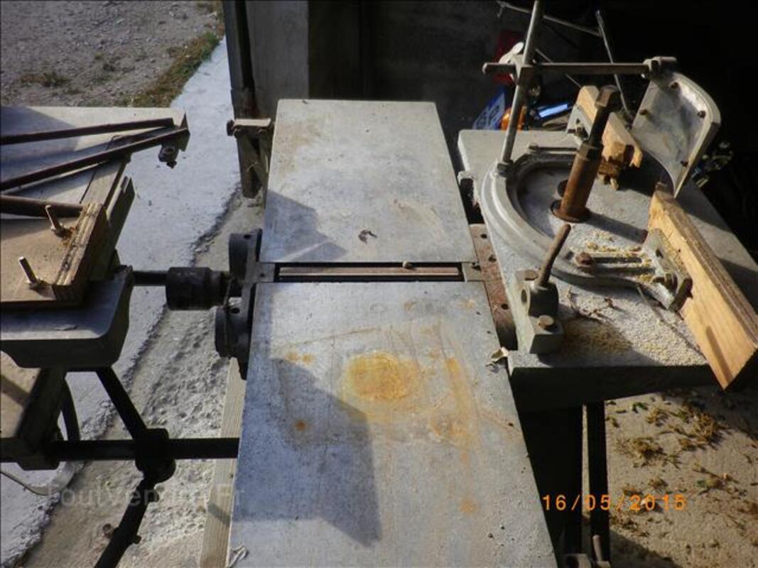 Machine à bois LUREM 105356457