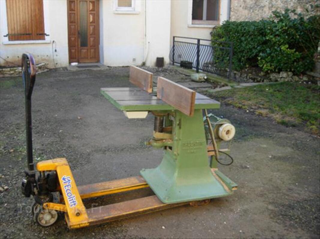 Machine a bois 56427660
