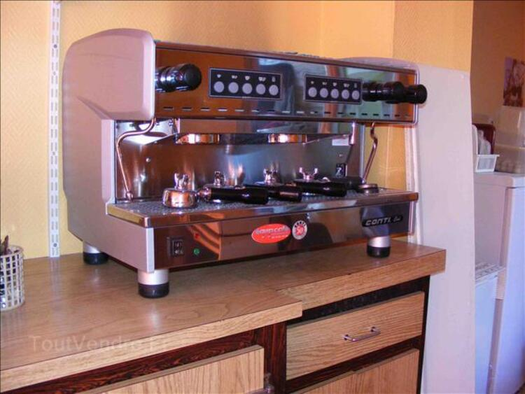 Machine à café Conti Club 2 groupes professionnel 27652071