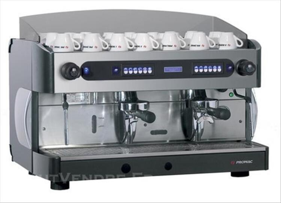 Machine à café professionnelle PROMAC Green occasion 77279719