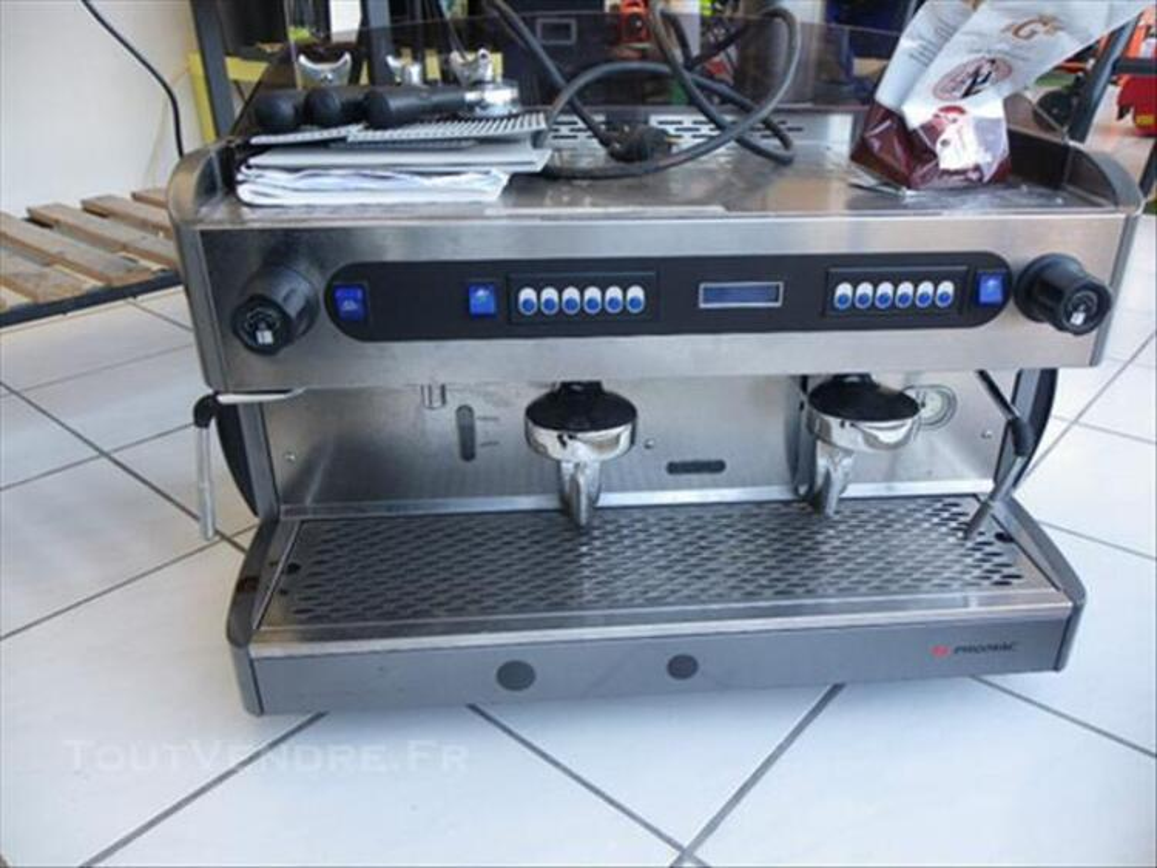 Machine à café professionnelle PROMAC Green occasion 77279720
