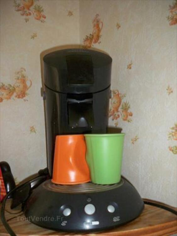 Machine a café senseo noir 54635341