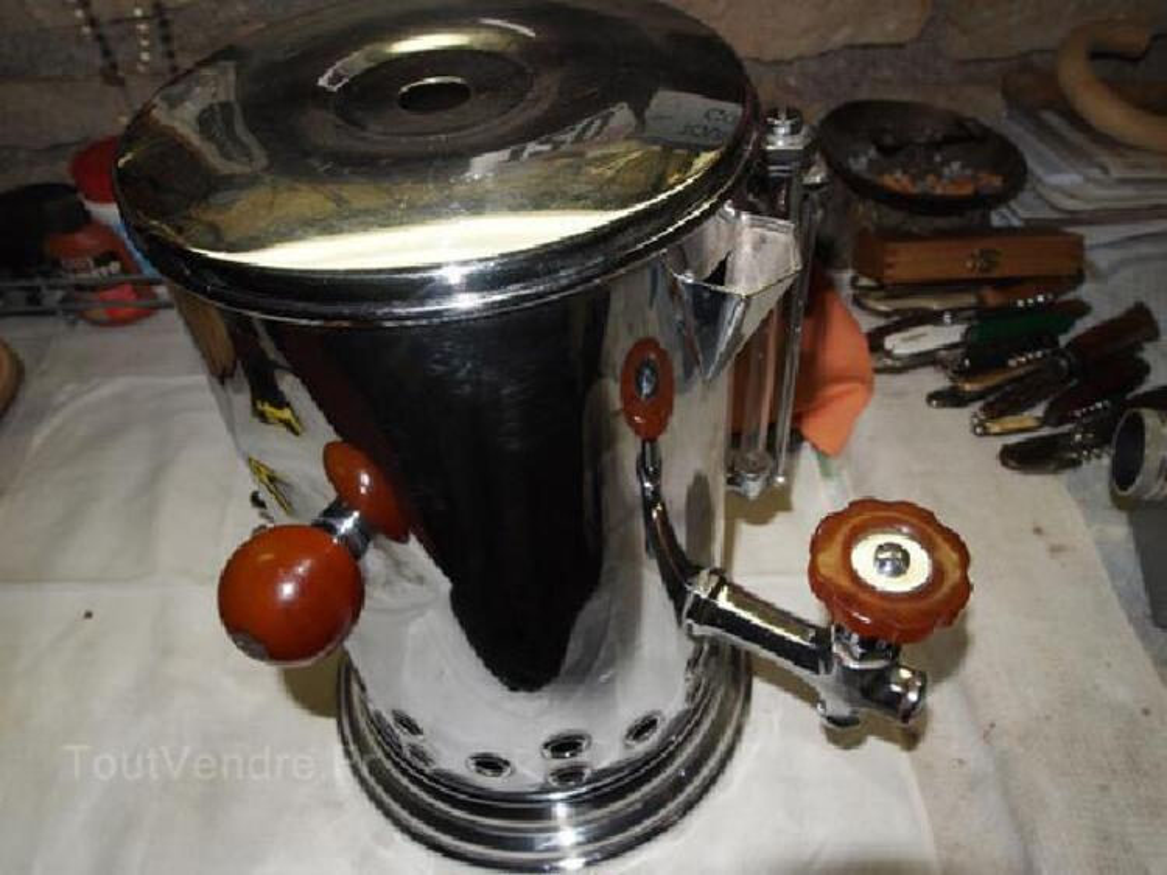 Machine a chocolat ou a thé  ancienne 93006237