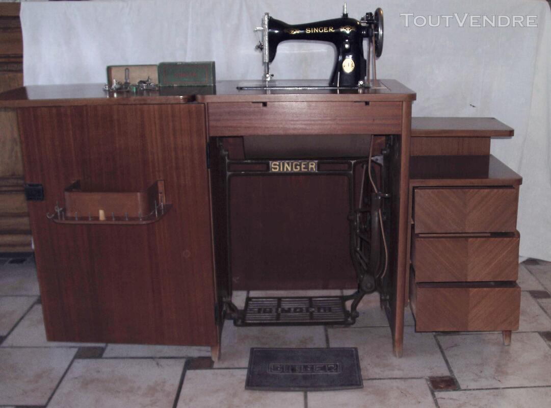 Machine à coudre SINGER ancienne 673936975