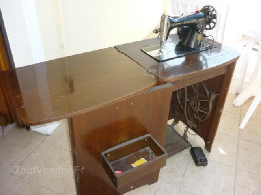 Machine a coudre SINGER ancienne 95256553