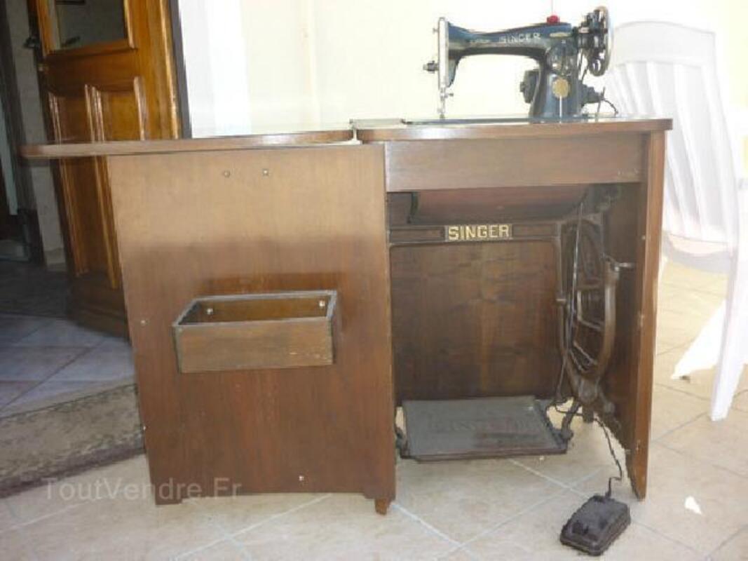 Machine a coudre SINGER ancienne 95256555