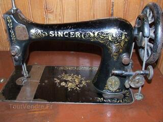 Machine a coudre singer de 1905