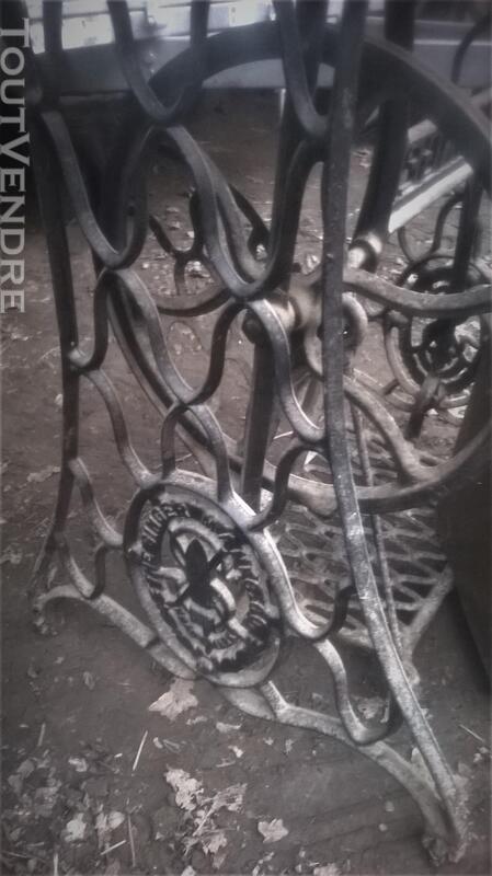 MACHINE A COUDRE SINGER DE 1917 FABRIQUEE EN ANGLETERRE 187561672