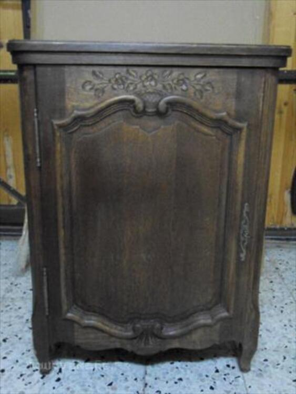 Machine à coudre Singer incorporé dans un meuble 44276090