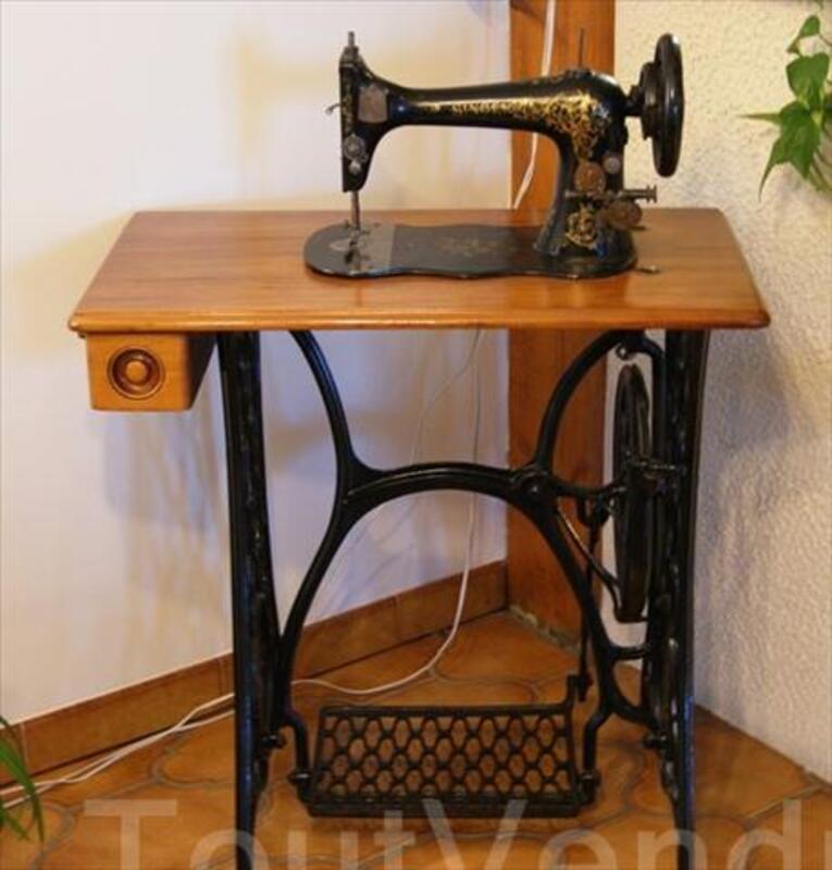 Machine à coudre SINGER 64596747