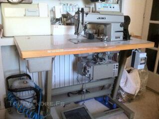 Machine à coudre YUKI professionnel