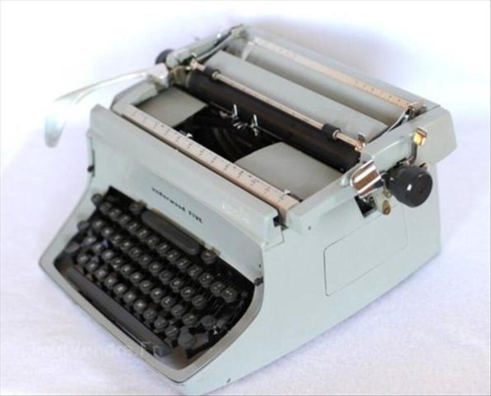 Machine à écrire Underwood Touch Master 5 56242761