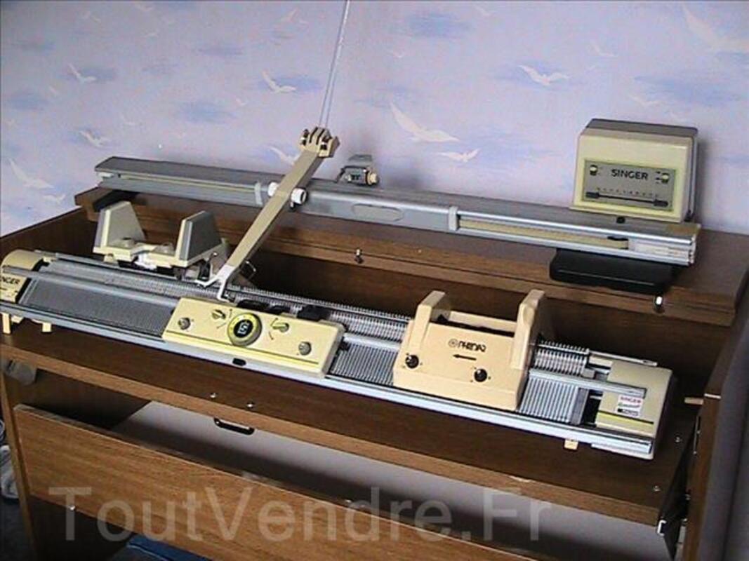 Machine à tricoter complète SINGER 89097635