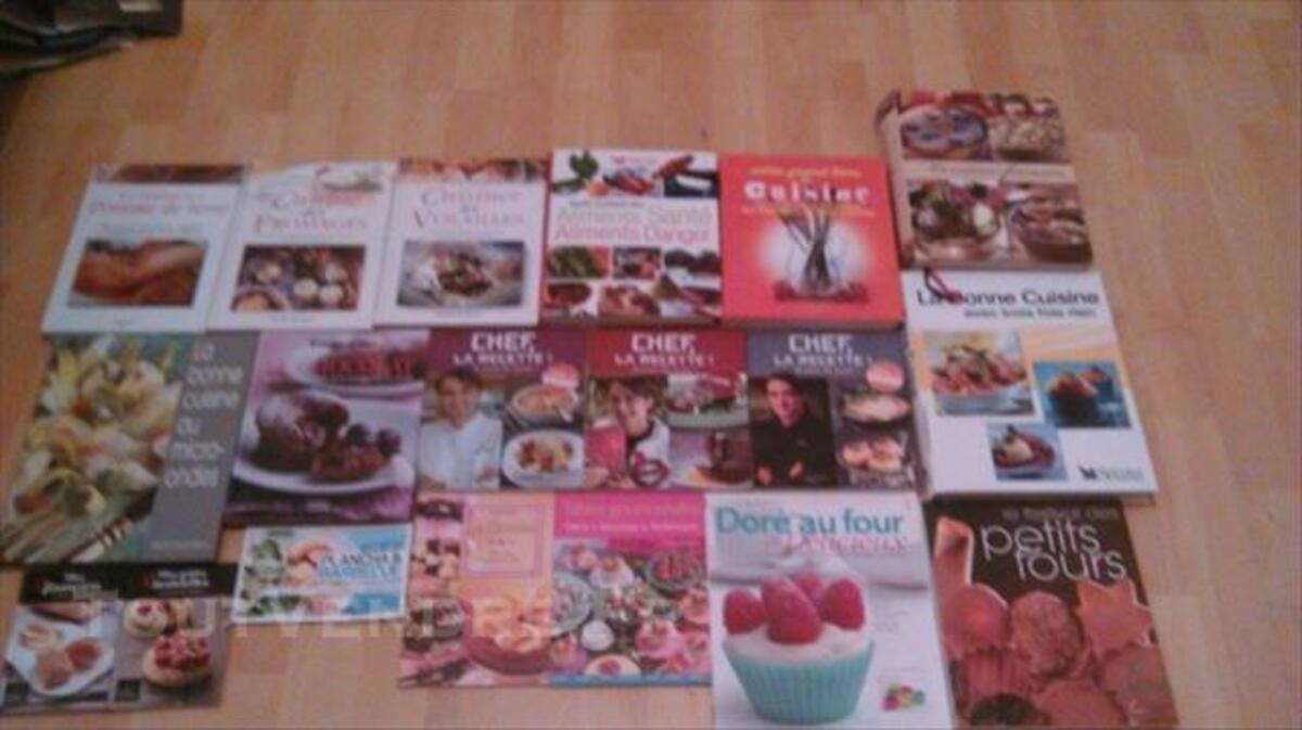 Magazine/livres enfants/livres de cuisine/sélection du livre 81361958