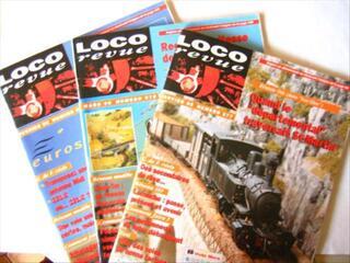 Magazine Loco Revue 1995 sur le train miniature