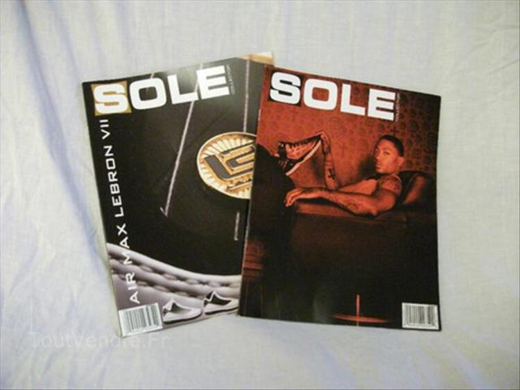 MAGAZINE SOLE COLLECTOR N°31 & 38 56390038