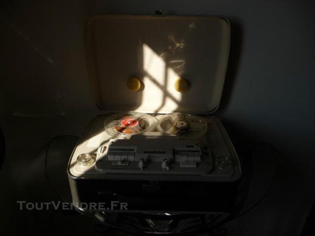 Magnétophone à bandes GRUNDIG TK 46 de 1963 77540766