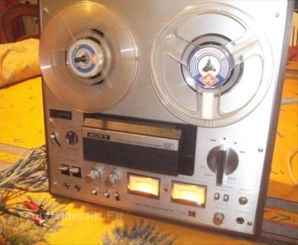 Magnétophone à bandes SONY TC-378 43795990