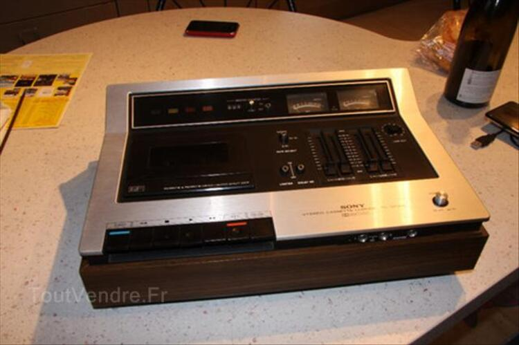 Magnetophone a cassette SONY TC 137 SD 66092187