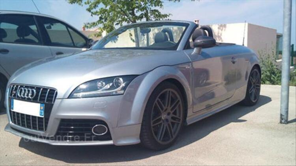 Magnifique Audi TT Roadster 1.8TFSI Full Options 88198497