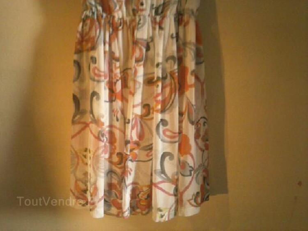 Magnifique robe chemise légère neuve t40-42 h&m 91909343