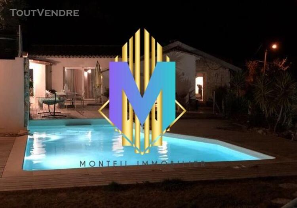 Magnifique villa 5 pièces de 126 M² 530979659