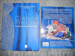 Magnifiques livres C. François & F. Sinatra