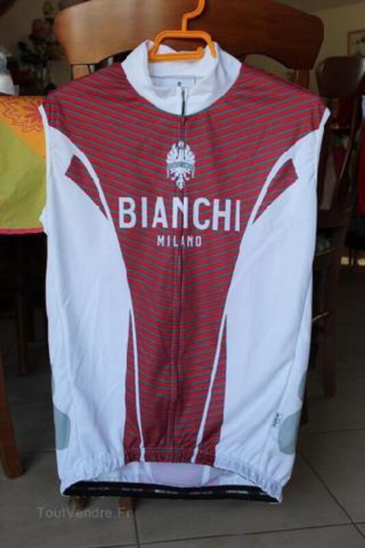 Maillot cycliste BIANCHI Neuf 92173145