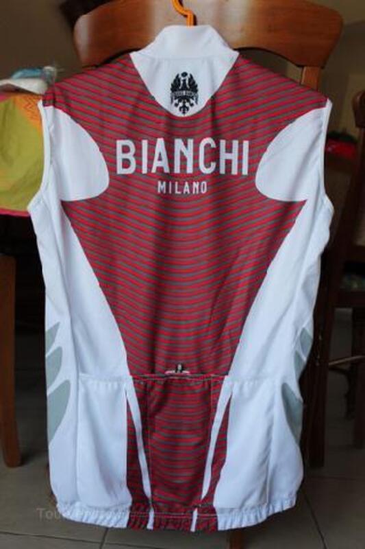 Maillot cycliste BIANCHI Neuf 92173146