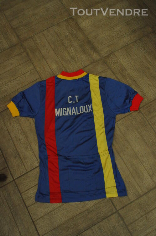 Maillot cycliste CT Mignaloux 445483789