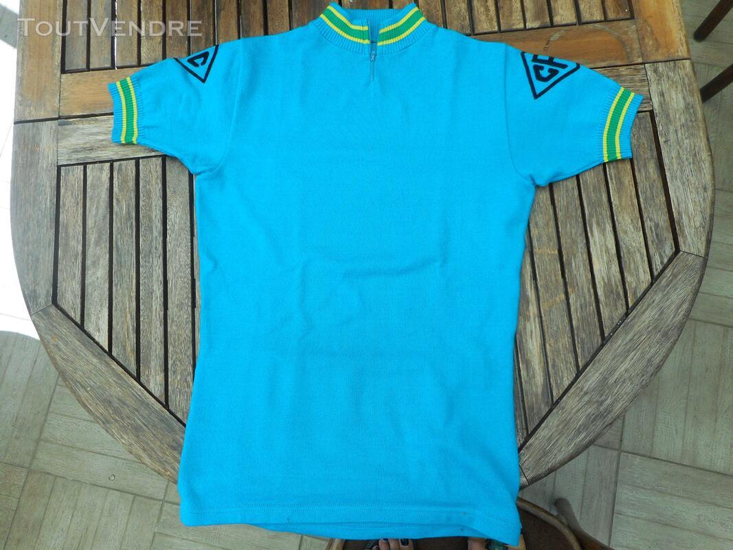 Maillot cycliste vintage années 70 410209727